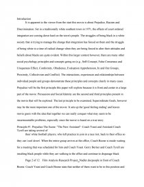 remember the titans research paper zoom