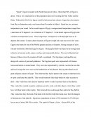 Egypt Country Essay
