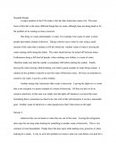 Illistration Essay