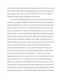 the perfect storm   bookmovie report essay preview the perfect storm zoom zoom zoom