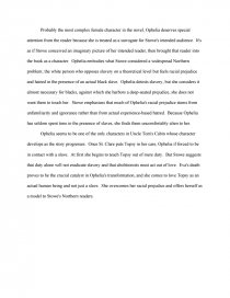 English Sample Essay Essay Preview Character Analysis From Uncle Toms Cabin English Sample Essays also Health And Social Care Essays Character Analysis From Uncle Toms Cabin  Essay Sample Essay Topics For High School