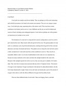 Research Paper on Coral Reefs and Their Habitat