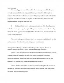 alcohol abuse pdf