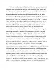 ancient greek values infused in art essay zoom zoom