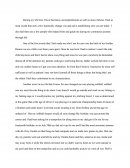 Autobiography - Personal Essay