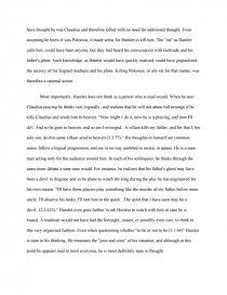 Hamlet Madness Essay | Bartleby
