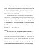 african americans role of television essay Below is an essay on african american roles in wars from anti essays, your source for research papers, essays, and term paper examples the history on african americans participating in wars is long , there has been no war fought by or within the united states in which african americans.