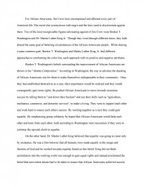 booker t washington and martin luther king essay zoom zoom
