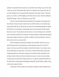 death of a salesman flashback essay