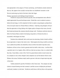 Business Essays  Narrative Essay Topics For High School Students also High School Memories Essay Nordstrom  Strategic Management  Research Paper Thesis For Argumentative Essay Examples