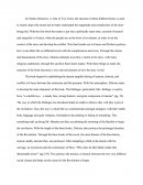 A Tale of Two Cities Structure Essay