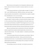 How to Sew Pointe Shoes Essay