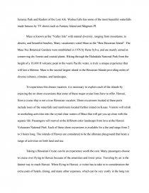 The dream of a holiday maker on a rainy night essay essay analyzing short story