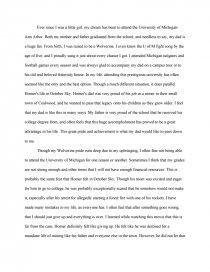 the movie october sky essays