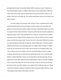assessment of gilbert grape essay zoom zoom zoom zoom