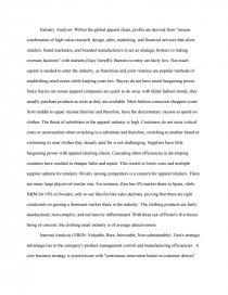 zara case analysis case study zoom