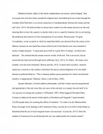 The ends always justifies the means essay bury my heart at wounded knee book essay