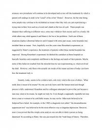 opening skinners box essay