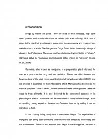 Thesis For Argumentative Essay Examples Essay Preview Marijuana To Be Legalized In The Phillipines Zoom Zoom  Writing Service That also Personal Essay Thesis Statement Marijuana To Be Legalized In The Phillipines  Essay Essays For High School Students