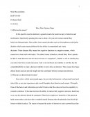 Ethics Opinion Paper